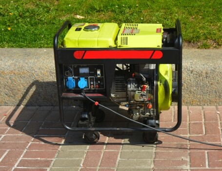 Standby Generator Installation in RI