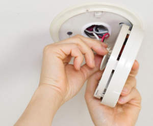 Electrical Services: Smoke Detectors