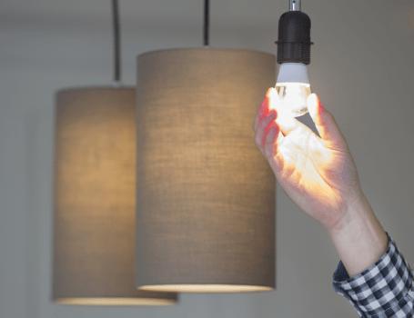 Install New Light Fixtures in RI