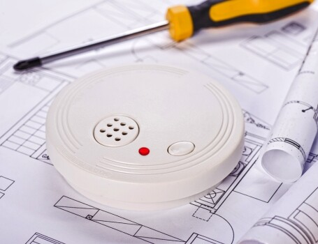 Smoke Detectors Replacement, Rhode Island